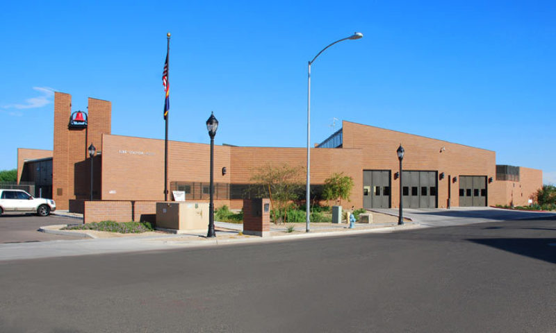 City of glendale fire station 2